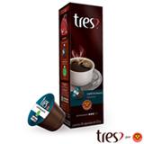 Cápsulas de Café Filtrado Gourmet 10 Unidades para Máquina Tres®