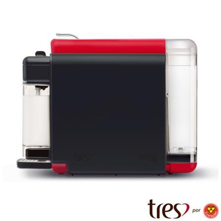 , 110V, Vermelho, Plástico, 1250 W, 12 meses, Três Corações