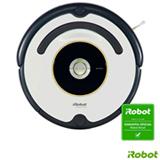 Robô Aspirador de Pó iRobot Roomba com Capacidade de 0,5 Litros e Filtro Coletor - 621
