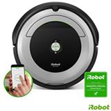 Robô Aspirador de Pó Inteligente iRobot Roomba - 690