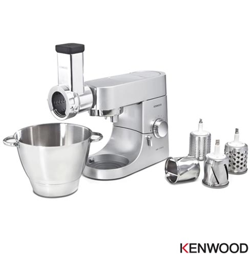 Cortador Rotativo 5 Cilindros Kenwood para Cooking Chef e Major Titanium - AT643, Não se aplica, 03 meses, Kenwood