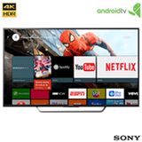 Smart TV 4K Sony LED UHD 65' com MotionFlow XR 960, X-Reality PRO™ e Wi-Fi - KD-65X7505D