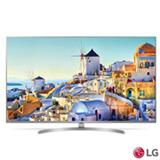 Smart TV 4K LG LED 55' com HDR Ativo, Painel IPS, WebOS 4.0, Controle Smart Magic e Wi-Fi - 55UK7500PSA