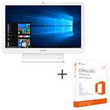 All In One Samsung, Intel Core i5 - 7200U, 8GB, 1TB, 21,5 - DP500A2M-KW4BR + Office 365 com 01 ano de Assinatura