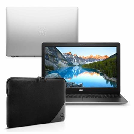 Notebook - Dell I15-3583-mfs1sb I5-8265u 1.60ghz 8gb 256gb Ssd Intel Hd Graphics 620 Windows 10 Home Inspiron 15,6