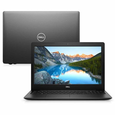 Notebook - Dell I15-3584-u30p I3-8130u 2.20ghz 4gb 1tb Padrão Intel Hd Graphics 620 Linux Inspiron 15,6