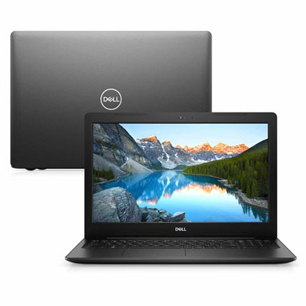 Notebook - Dell I15-3583-fs1p I5-8265u 3.90ghz 8gb 256gb Ssd Intel Hd Graphics 620 Windows 10 Home Inspiron 15,6