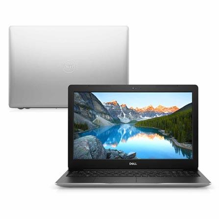 "Notebook - Dell I15-3583-ms80s I5-8265u 1.60ghz 8gb 256gb Ssd Amd Radeon 520 Windows 10 Home Inspiron 15,6"" Polegadas"