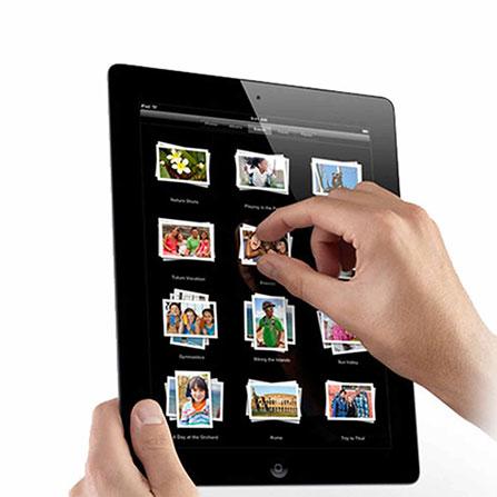 iPad 2 Apple Preto MC773BRA com 16GB de Memória, Tela Multi-Touch 9.7