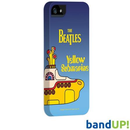 Capa para iPhone 5 Yellow submarine songtrack, Colorido, 03 meses