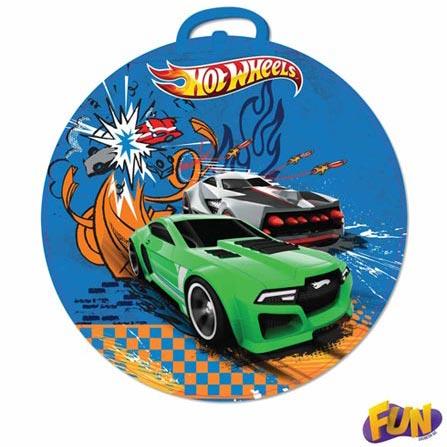 Barraca Infantil Hot Wheels – Fun, BQ, Nylon, 3 meses