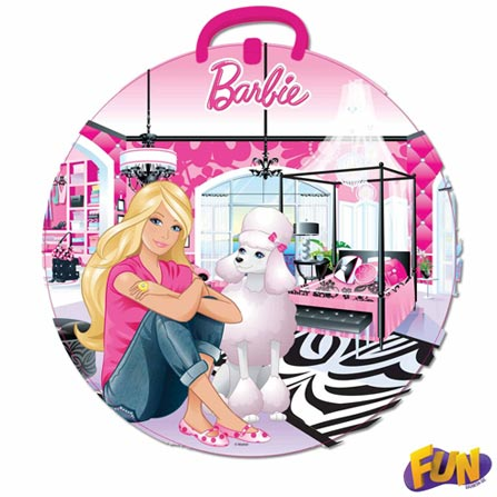 Barraca Infantil da Barbie Barão Toys Fun - 69910