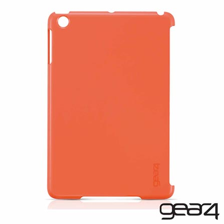 Capa Traseira para iPad Mini Salmão Thinlce Clear - Gear4, Laranja