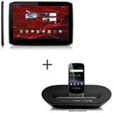 Tablet Motorola Xoom 3G + Dock Station