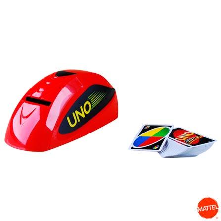 Jogo Uno Attack, BQ, Papel Cartonado, 36 meses