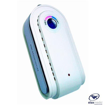 Desumidificador Recarregável Eco Dry Relaxmedic Branco, 110V, 220V, Bivolt, Bivolt, Portátil, 01 Peça, Branco, 1 ano.