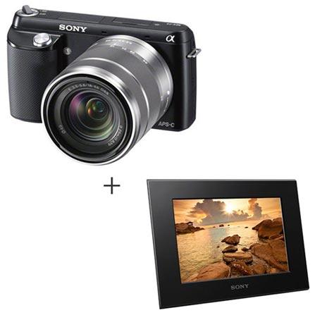 , 16.1 MP, Full HD, 3'', Câmera, Não, Câmera: 3 anos para o corpo e 3 meses para acessórios / Porta-retrato: 1 ano, 0