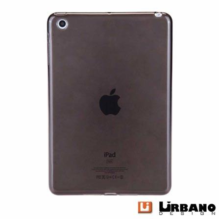 Capa para iPad Mini Back Cover Companion TPU Preta Urbano