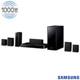 Home Theater Samsung com Blu-ray 3D, 5.1 Canais e 1000W - HT-F5525WK