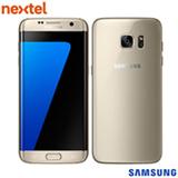 Samsung Galaxy S7 Edge Dourado Desbloqueado Nextel com Tela de 5,5, 4G, 32 GB e Camera de 12 MP - SM-G935F