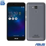 Zenfone 3 Max Cinza Asus, com Tela de 5,2, 4G, 16 GB e Camera de 13 MP - ZC520TL
