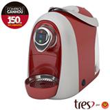 Cafeteira Três Corações Modo S04 Vermelha para Café Espresso - 20038905