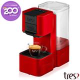 Cafeteira Três Corações S26 Pop Vermelha para Café Espresso - POP948