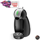Maquina Nescafe Dolce Gusto Genio 2 Arno com 15 bar, Multibebidas e Sistema Thermoblock - Preto - DNG0