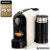 Cafeteira Nespresso Umilk Pure Creme para Café Espresso