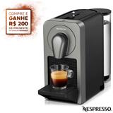 Cafeteira Nespresso Prodigio Cinza para Cafe Espresso - C70-BR