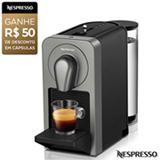 Cafeteira Nespresso Prodígio Cinza para Café Espresso - C70-BR