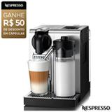 Cafeteira Nespresso F456BR Lattissima Pro para Café Espresso