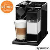Cafeteira Nespresso Lattissima Touch Preta para Café Espresso