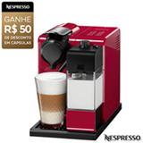 Cafeteira Nespresso Lattissima Touch Vermelha para Café Espresso
