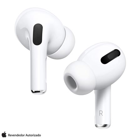 Fone de Ouvido Airpods Pro Headphones Apple Mwp22be