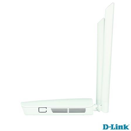 Roteador para Windows 8/7/Vista/XP SP3 ou MAC OS X 10.3 ou superior com 750Mbps Branco - D-Link - DIR-803, Bivolt, Bivolt, Branco, 36 meses, 750 Mbps