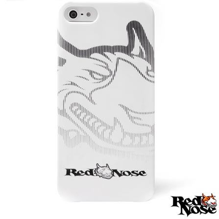 Capa para iPhone 5 White Wings Branca - Mobimax - MMRN15245, Branco, Capas e Protetores, 03 meses