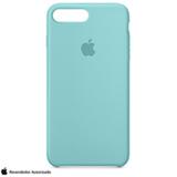 Capa para iPhone 7 e 8 Plus de Silicone Azul Mar - Apple - MMQY2ZM/A