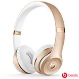 Fone de Ouvido Apple Headphone Beats Solo 3 Dourado - MNER2BE/A