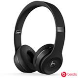 Fone de Ouvido Apple Headphone Beats Solo 3 Preto - MP582BE/A