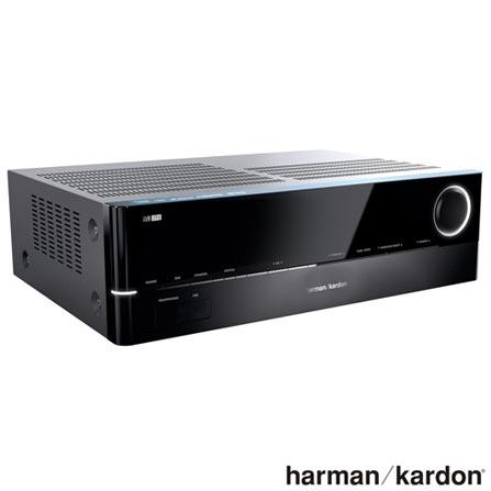 Receiver Harman Kardon com 7.2 Canais 700 W, HDMI - AVR1710S, 7.2, 700 W, Sim, Sim, 12 meses
