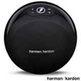 Caixa Acústica Wireless Harman Kardon Omni 10 com Potência de 50 W RMS e Conexão Bluetooth - HKOMNI10