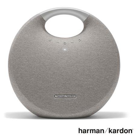 Caixa de Som Harman Kardon Onyx Studio 5 - Cinza