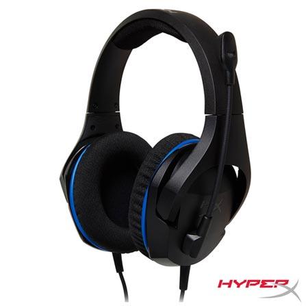 , Preto e Azul, Headset, Múltiplas Plataformas, 24 meses, Sim