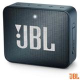 Caixa Bluetooth JBL GO2 Azul Marinho com Potência de 3 W - JBL