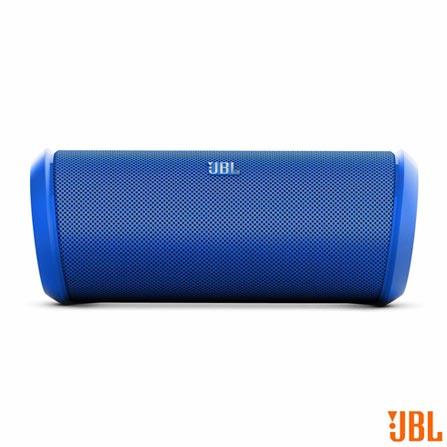 Caixa de Som Bluetooth com NFC e USB Azul JBL - 28910515, 110V, 220V, Bivolt, Bivolt, Azul, Sim, 12 W, Não, Não, Sim, 12 meses