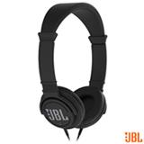 Fone de Ouvido JBL On Ear Preto - C300SI