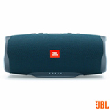 Caixa de Som Bluetooth JBL à Prova d'Água com Potência de 30 W Azul - JBLCHARGE4BLU