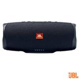 Caixa de Som Bluetooth JBL à Prova d'Água com Potência de 30 W Preta - JBLCHARGE4BLK