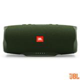 Caixa de Som Bluetooth JBL à Prova d'Água com Potência de 30 W Verde - JBLCHARGE4GRN